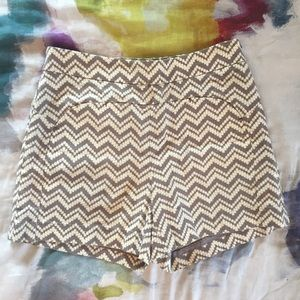 NWOT Anthropologie High-Waisted Shorts